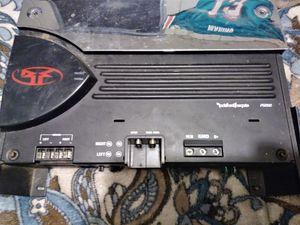 Rockford Fosgate 500/2 amplifier for Sale in Renton, WA