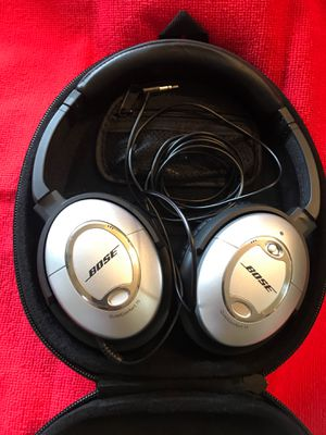 Bose Qc15 Quiet Comfort 15 Acoustic Noise Cancelling for Sale in Falls Church, VA