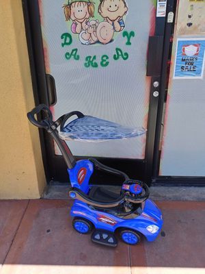 3 in 1 Kids Ride on Push Car for Toddler for Sale in Long Beach, CA