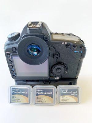 SALE! Profesional Camera Canon 5D Mark II with bundle for Sale in Miami, FL