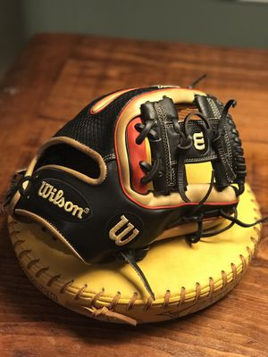 """Wilson a2k baseball glove - 11.5"""" for Sale in Stormville, NY"""