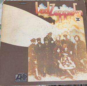 Led Zeppelin II vinyl for Sale in McClellan Park, CA