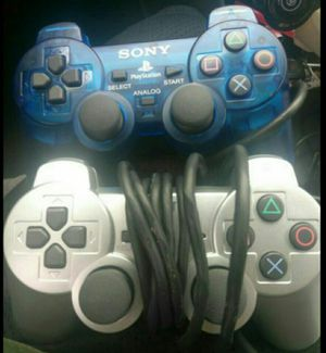 Ps2 controllers for Sale in South El Monte, CA