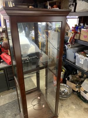 Display Curio Cabinet for Sale in Bonney Lake, WA