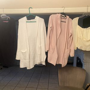 Women's Tops And Cardigans Bundle Size Large for Sale in Whittier, CA