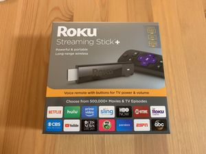 Roku streaming stick plus for Sale in Mountain View, CA