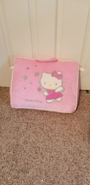 Hello Kitty large pillow for Sale in Gilbert, AZ