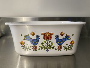Pyrex Corningware Country Festival Bakeware for Sale in The Bronx, NY