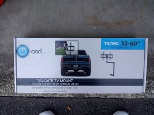 Onn tailgate tv mount for Sale in Saint Petersburg, FL