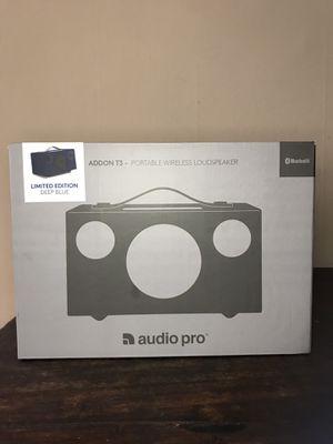 Anthropologie Audio Pro portable speaker for Sale in Seattle, WA