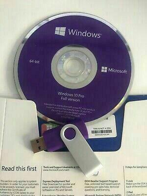 Windows 10 Professional USB DISK 64 bit for Sale in North Palm Beach, FL