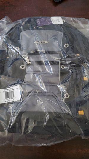 """Targus Drifter 2 17"""" laptop backpack bag for Sale in Oakland, CA"""