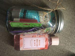 Relaxation Jar + Shower Gel for Sale in Vista, CA