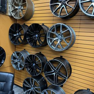 Wheels Tires $50 Down Finance Available NO Credit Needed for Sale in Campbell, CA