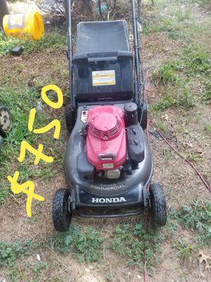 Honda Lawn Mowers for Sale in Dallas, TX