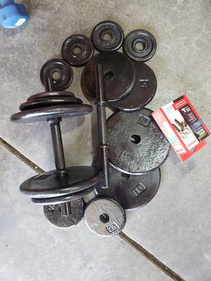 Quality dumbbells weights for Sale in Lake Stevens, WA