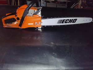 """Echo chain saw 20"""" blade for Sale in Tracy, CA"""