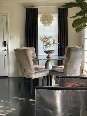 Z Gallerie Dining Chairs for Sale in Los Angeles, CA