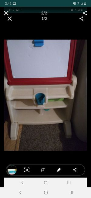 Little tikes step 2 kids desk for Sale in Galena Park, TX