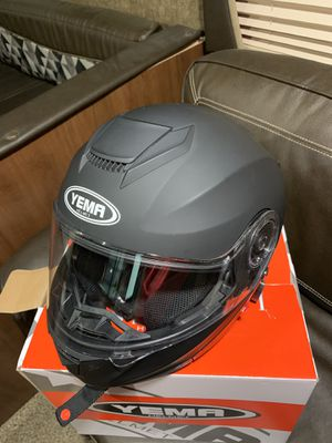 YEMA Motorcycle helmet for Sale in Middlesex, NC