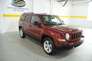 2016 Jeep Patriot Latitude FWD RED for Sale in Cleveland, OH