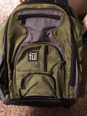Ful laptop backpack for Sale in Chehalis, WA
