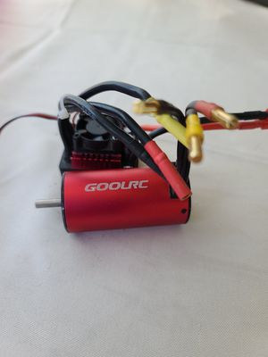 GOOLRC 80A with 2150KV Brushless Motor for Sale in El Monte, CA