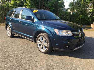 2014 Dodge Journey leather moonroof showroom condition 1500 down and 79 a week bad credit okay for Sale in Peabody, MA