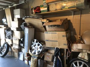 Lot of auto parts for sale New and used ! Rims ,spare tire condenser , lights and more!!! Good OEM and Aftermarket inventory more than 4K in parts for Sale in Orlando, FL