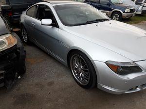2005 bmw 645 ci for Sale in Chesapeake, VA
