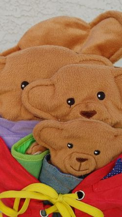Educational Teddy Nesting Teddy Bears $20 Set Retail For Over 75$ New. for Sale in Los Angeles,  CA