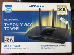 Linksys Router for Sale in Rockville, MD