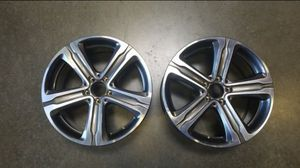 Mercedes Benz GLC 300 350 18x8 original Rims Wheels for Sale in San Marcos, CA