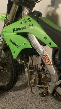 06 KAWASAKI KX250 F for Sale in Glendale, AZ
