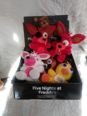 Five Nights at Freddy's collectible toys for Sale in Tacoma, WA