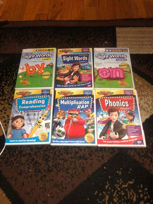 Educational DVDs for Sale in Inkster, MI