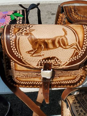 Bag leather for Sale in Los Angeles, CA