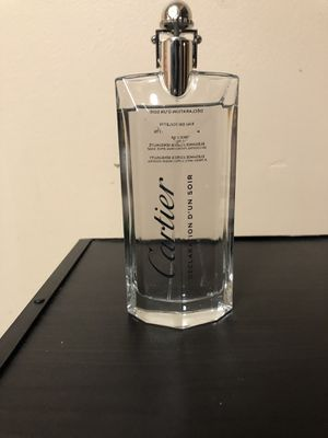 Cartier Declaration D'un Soir Mens Fragrance for Sale in Miramar, FL