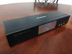 IOGEAR GCS1782 2 Port Dual Link DVI KVMP Computer Monitor Switch 7.1 Audio MPN Connector USB 3D Gaming 2.0 Hub Vintage Retro Classic for Sale in El Cajon, CA