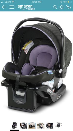 Graco SnugRide 35 Lite LX Infant Car Seat, Hailey for Sale in Bolingbrook, IL