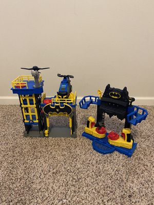 Batman Imaginext for Sale in Graham, WA