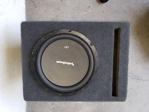 Rockford bass speaker for Sale in San Diego, CA