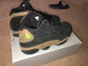 Air Jordan olive 13 size 13 for sale for Sale in Orlando, FL