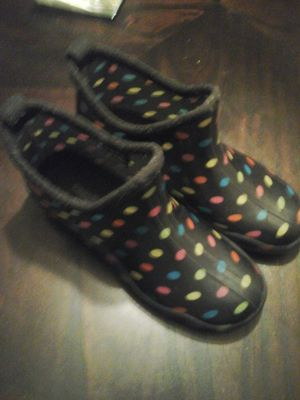 Rain Boots, Womens Sz 8 - Gently Used for Sale in Bakersfield, CA