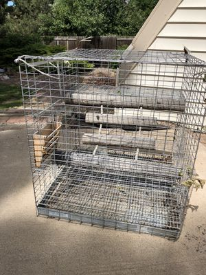 Rabbit and/or Small Animal Cage for Sale in Denver, CO