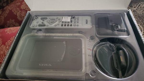 Lyra by RCA portable multimedia recorder