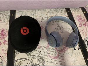 Beats solo wire headphones for Sale in El Mirage, AZ