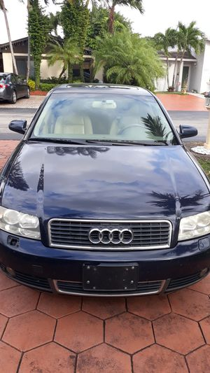 Audi A4 2004 for Sale in Miami, FL