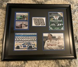 Dale Earnhardt Jr Autographed Photos Nascar for Sale in Woodbridge, VA