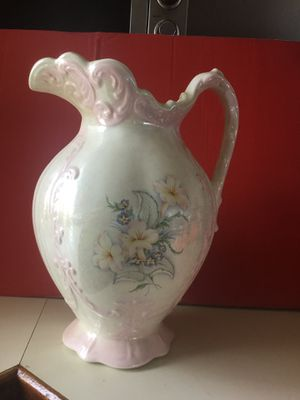 Large pitcher Vase decor for Sale in Fairfield, CA